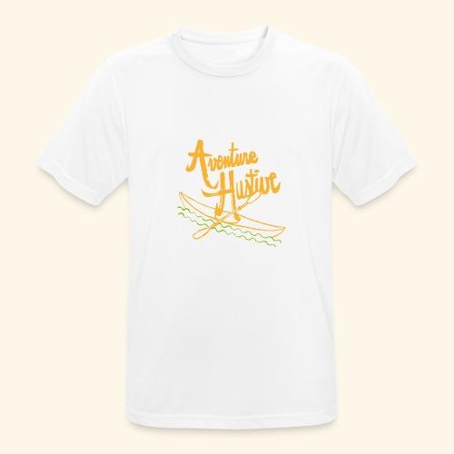 LogoTypo Kayak 04 - T-shirt respirant Homme