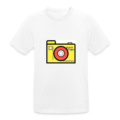 T-shirt DutchTraps - Mannen T-shirt ademend actief