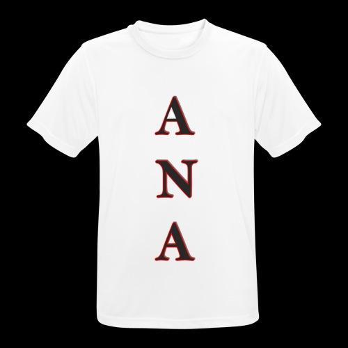 ANA - Camiseta hombre transpirable