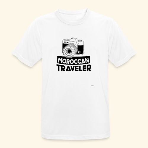 Moroccan Traveler - T-shirt respirant Homme