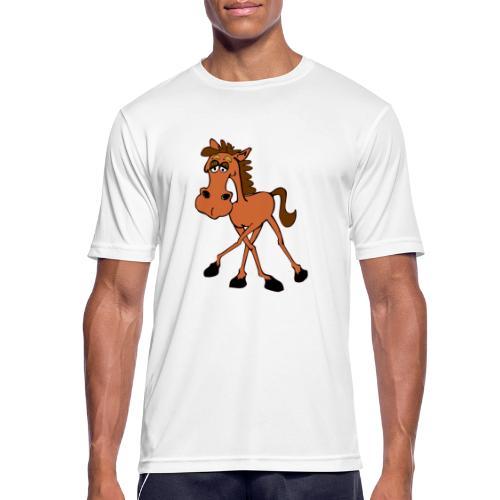 dpferd11 - Männer T-Shirt atmungsaktiv