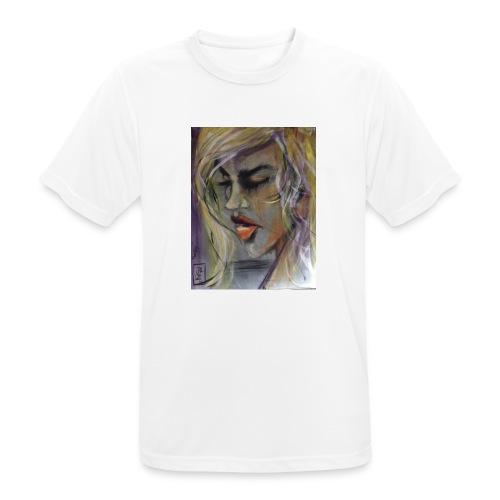 20160831 070257000 iOS Tänker - Andningsaktiv T-shirt herr