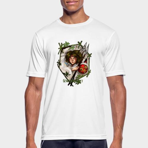 Geneworld - Mononoke - T-shirt respirant Homme