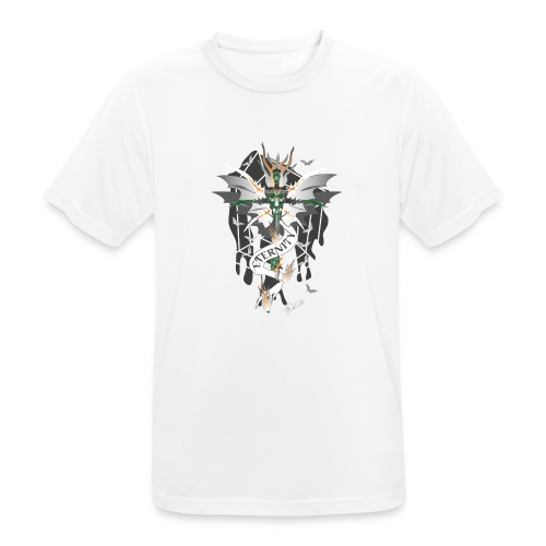 Dragon Sword - Eternity - Drachenschwert - Männer T-Shirt atmungsaktiv