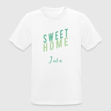 Home sweet Jura swiss Home shirt home - Men's Breathable T-Shirt