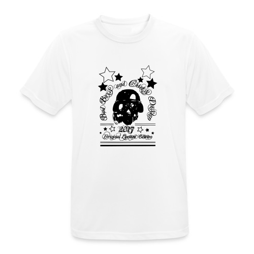 Original Limited Edition 2017 - Männer T-Shirt atmungsaktiv