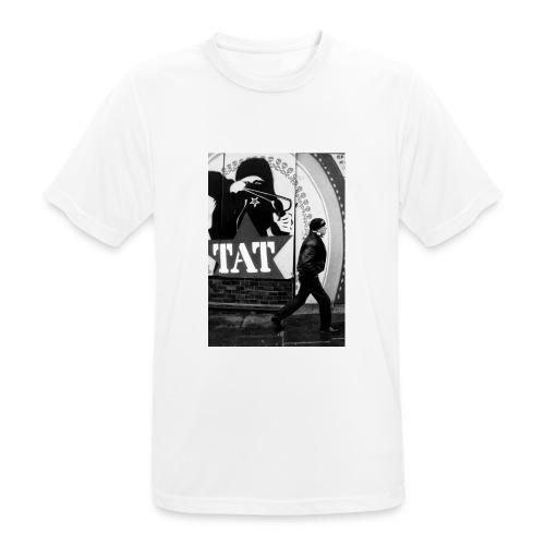TAT - Men's Breathable T-Shirt