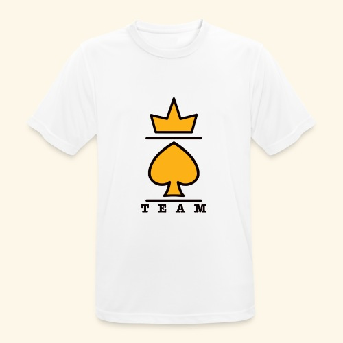 Collection KingSpade® by MagicAndCardistry Team - T-shirt respirant Homme