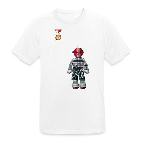 Trashcan - Männer T-Shirt atmungsaktiv