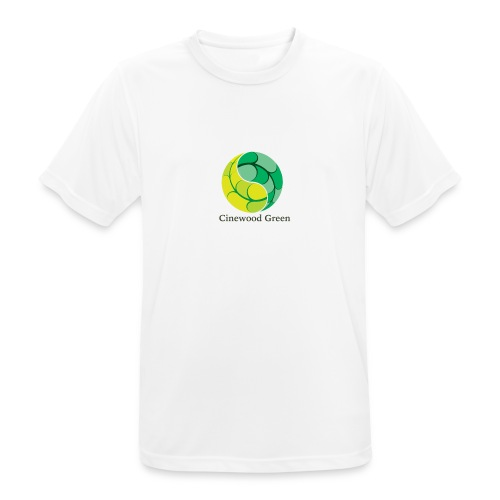 Cinewood Green - Men's Breathable T-Shirt