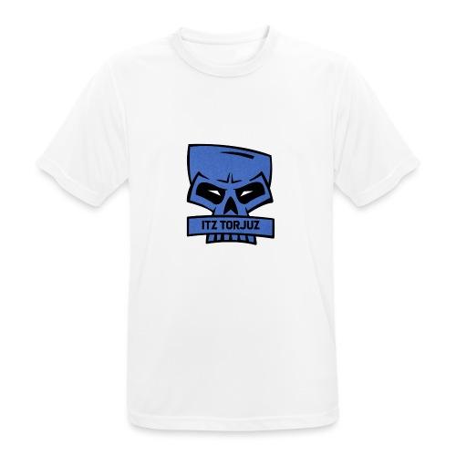 Itz Torjuz - Pustende T-skjorte for menn