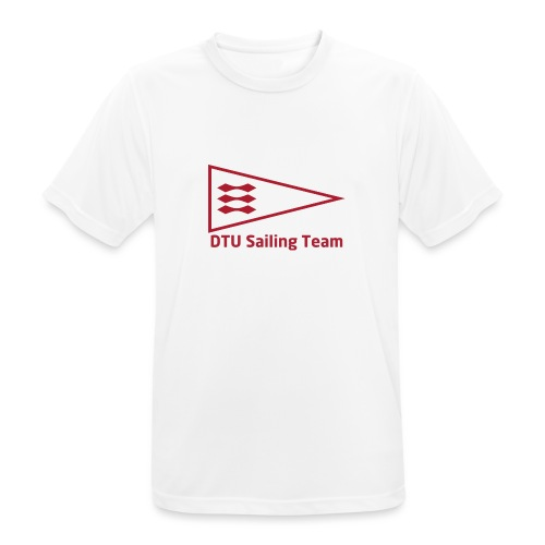 DTU Sailing Team Official Workout Weare - Men's Breathable T-Shirt