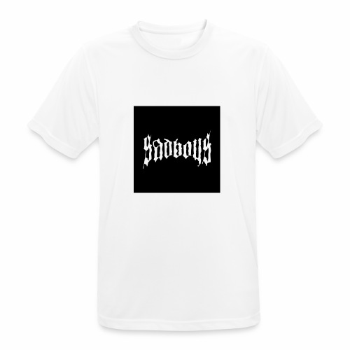 Sad boys - Andningsaktiv T-shirt herr