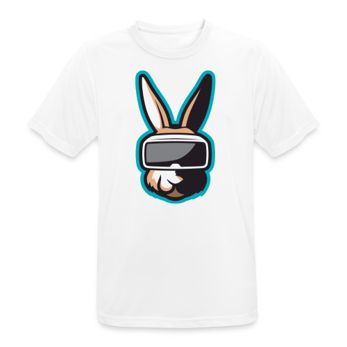 TiG Rabbit logo - Men's Breathable T-Shirt