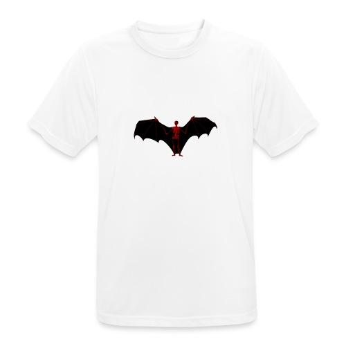 Skeleton Bat - Männer T-Shirt atmungsaktiv
