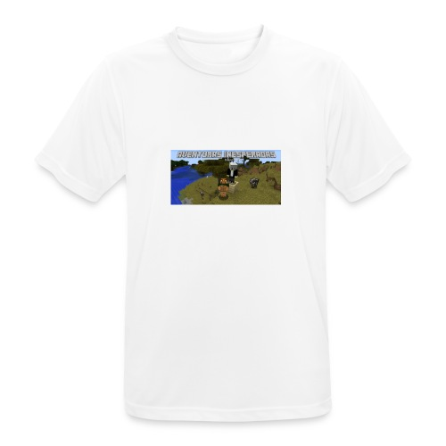 minecraft - Men's Breathable T-Shirt