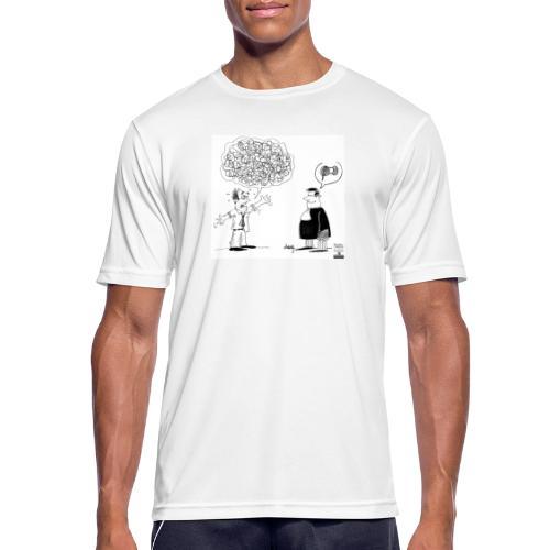 La Bobine - T-shirt respirant Homme