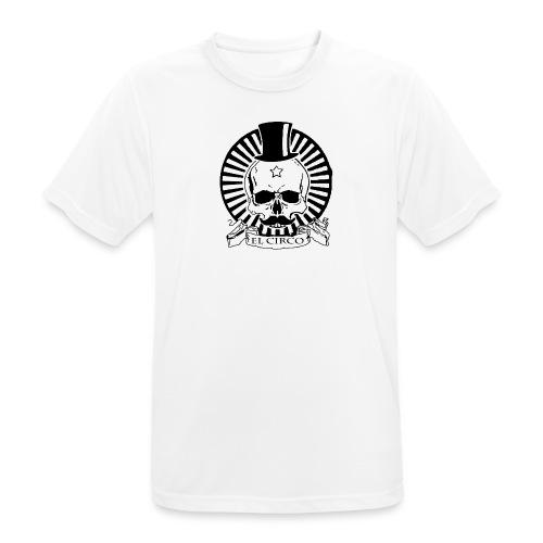 El circo - Camiseta hombre transpirable