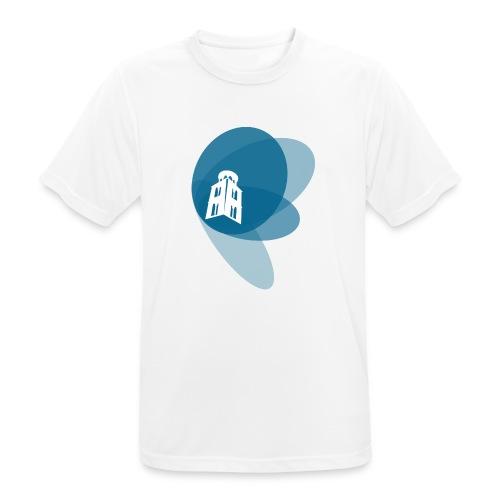 Maglietta a manica lunga - Maglietta da uomo traspirante