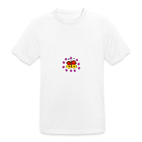 Butterfly colorful - Men's Breathable T-Shirt