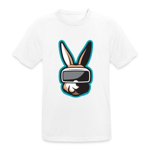 TiG Rabbit logo - Men's Breathable T-Shirt