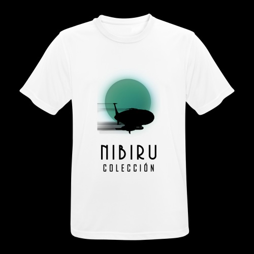 NibiruLogo - Camiseta hombre transpirable
