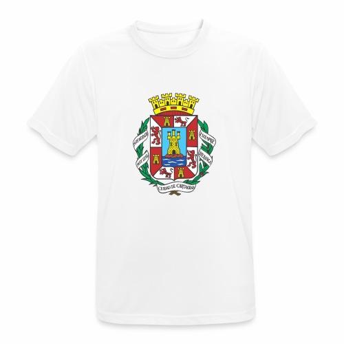Escudo Cartagena - Camiseta hombre transpirable