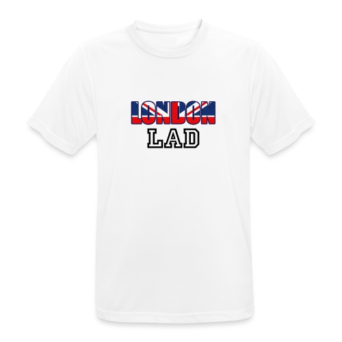 London Lad - Men's Breathable T-Shirt