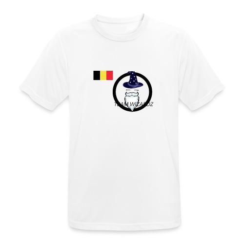 TW logo BE - Men's Breathable T-Shirt