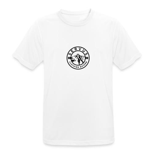Servus - Männer T-Shirt atmungsaktiv
