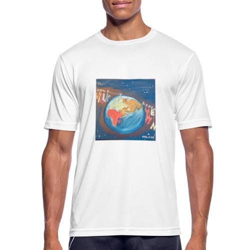 Willkommen - Männer T-Shirt atmungsaktiv