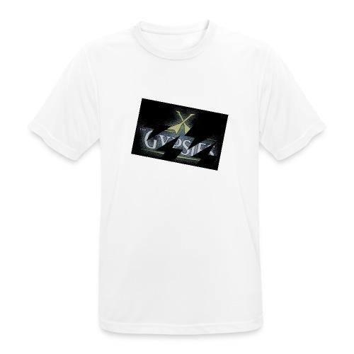 GYPSIES BAND LOGO - Men's Breathable T-Shirt