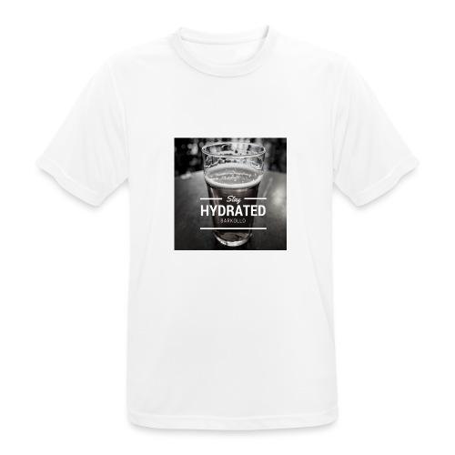 Stay Hydrated beer - Maglietta da uomo traspirante
