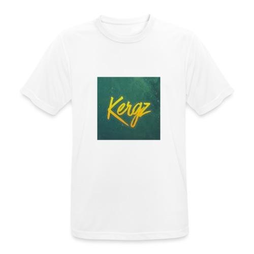 photo - Andningsaktiv T-shirt herr