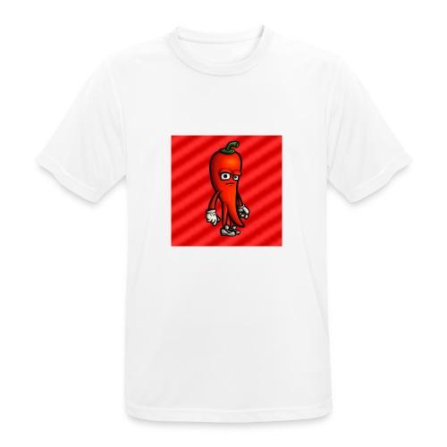 EL CHILLI - Andningsaktiv T-shirt herr