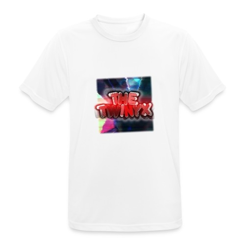 TheTwinyx - Männer T-Shirt atmungsaktiv