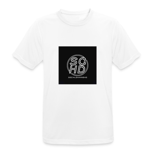 SocialGamingHD merch - Men's Breathable T-Shirt
