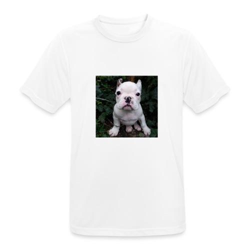Billy Puppy 2 - Mannen T-shirt ademend actief