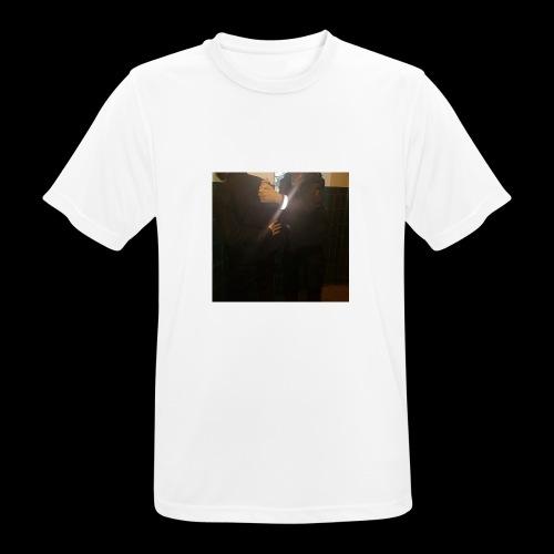 freegia - Herre T-shirt svedtransporterende