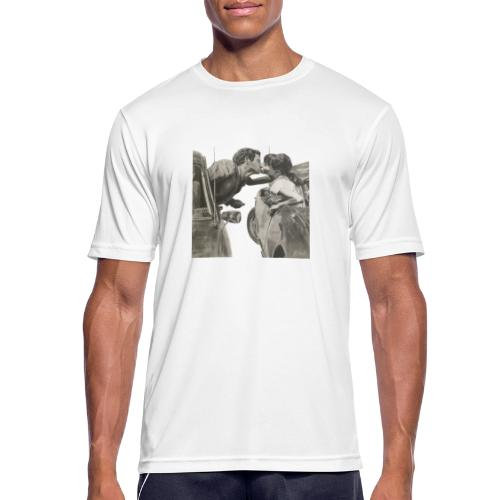 Travel - Camiseta hombre transpirable
