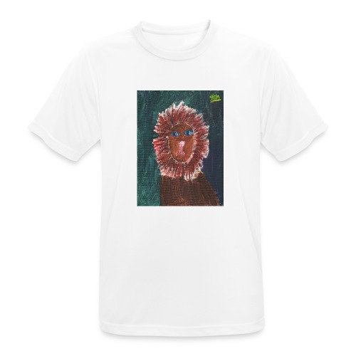 Lion T-Shirt By Isla - Men's Breathable T-Shirt