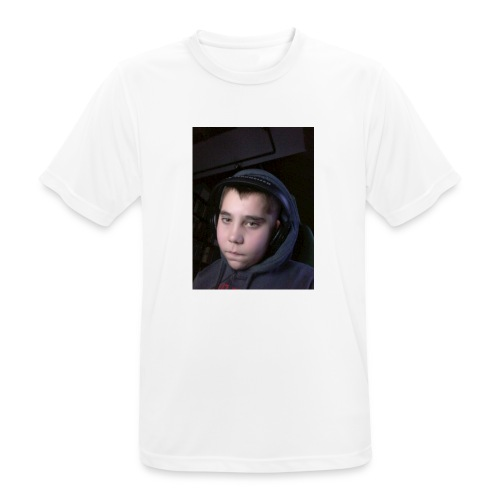 djyoutuber thisert - Mannen T-shirt ademend actief