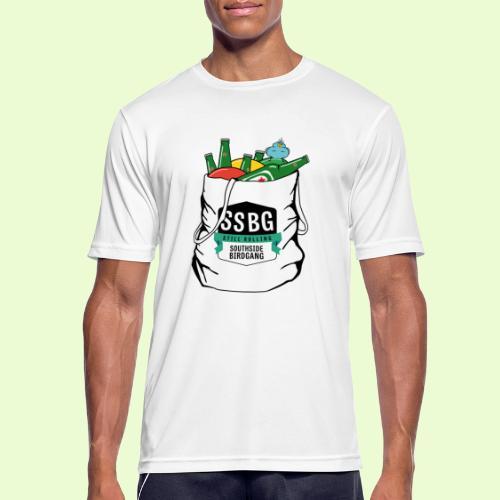 SSBG STARTER BAG - miesten tekninen t-paita