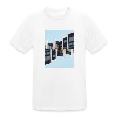 Upside Down Tee - T-shirt respirant Homme
