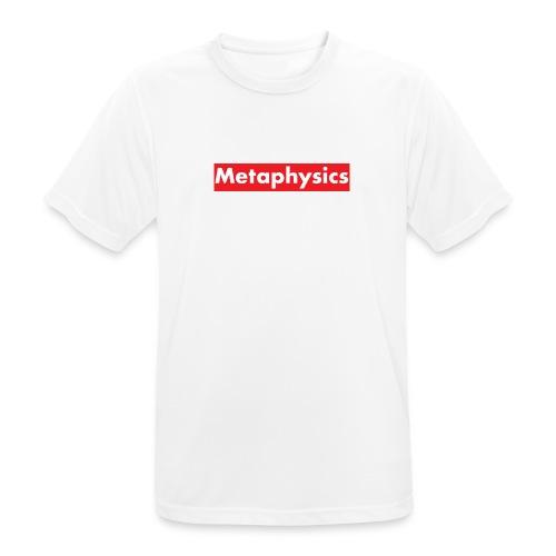 Larry Fitzpatrick X Metaphysics - Männer T-Shirt atmungsaktiv
