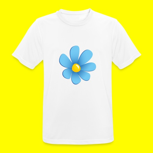 Sverigedemokraterna - Andningsaktiv T-shirt herr