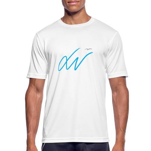 LavoroMeglio - Maglietta da uomo traspirante