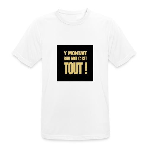 badgemontaitsurmoi - T-shirt respirant Homme