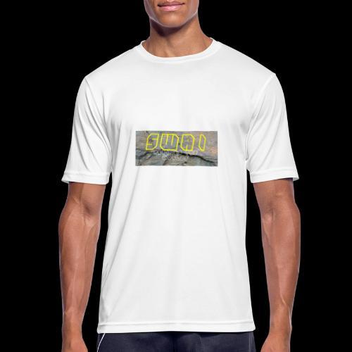 swai stoned yellow - Männer T-Shirt atmungsaktiv