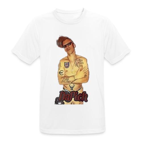 PicsArt 04 10 10 43 25 - T-shirt respirant Homme